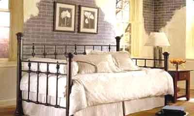 欧式铁艺沙发