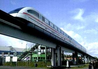 引以为傲 中国磁悬浮技术走向世界
