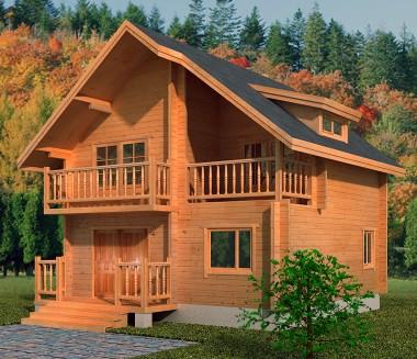 科学小制作 四年级木头房子.