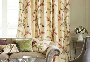 最能与客厅风格融合的百搭窗帘