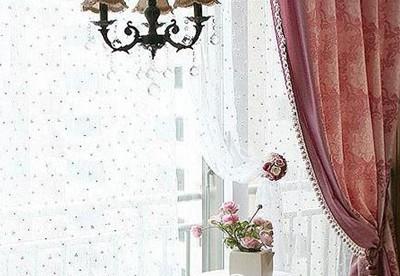 冬季应选择隔热保暖窗帘