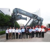 英国工程机械协会代表团参访林德(中国)