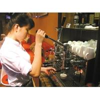 电影007《皇家赌场》中的拉杆式咖啡机