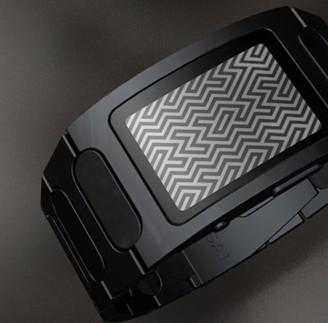 超级考验眼力的光学迷宫腕表:视觉游戏