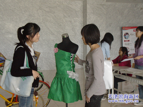 废品制作衣服图片步骤